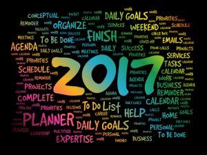 Persoonlijke ontwikkeling - Doelen voor 2017