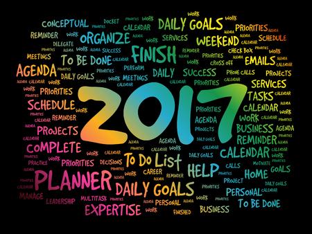 Persoonlijke doelen voor 2017 al geformuleerd?